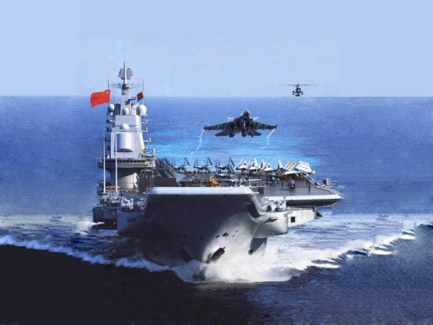Officials Confirm Construction of First Domestic Chinese Aircraft Carrier