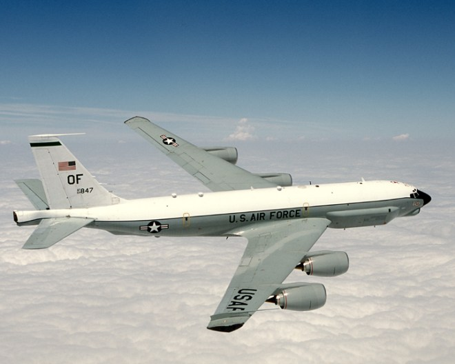 Pentagon: Russian Fighter Conducted 'Unsafe' Intercept of U.S. Recon Plane Over Black Sea