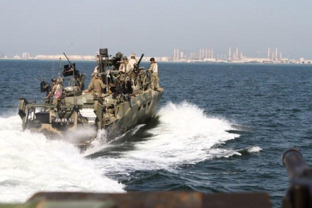 UPDATED: Iran Seizes Two U.S. Navy Riverine Patrol Boats, Tehran Pledges to Release Crews