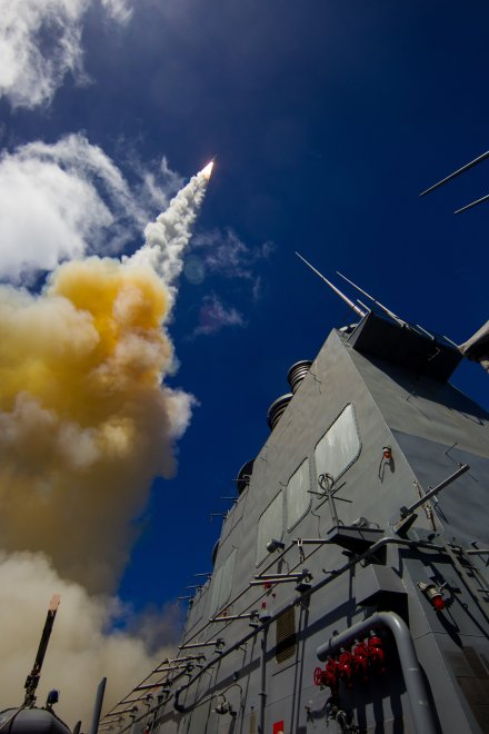 SECDEF Carter Confirms Navy Developing Supersonic Anti-Ship Missile for Cruisers, Destroyers