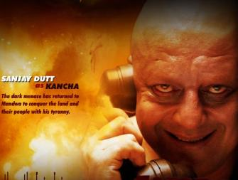 Sanjay Dutt revives Bollywood's larger-than-life villain