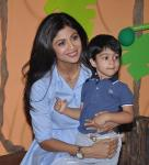 Dont allow my son to watch TV: Shilpa Shetty