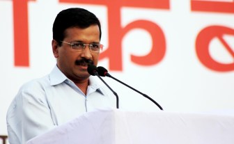 PM Modi wants to scare me through FIR, says Kejriwal