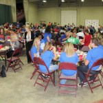EVERYONE IS INVITED to enjoy a free barbecue meal at the annual Grizzly Fall Picnic September 9 at the West Plains Civic Center. (Missouri State-West Plains Photo)