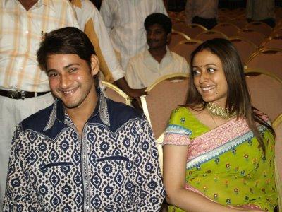 Mahesh and Namrata