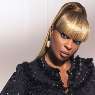 Singer Mary J. Blige and other black celebrities are speaking out in the fight against HIV/AIDS. Photo Credit: PRNewswire.Belvedere
