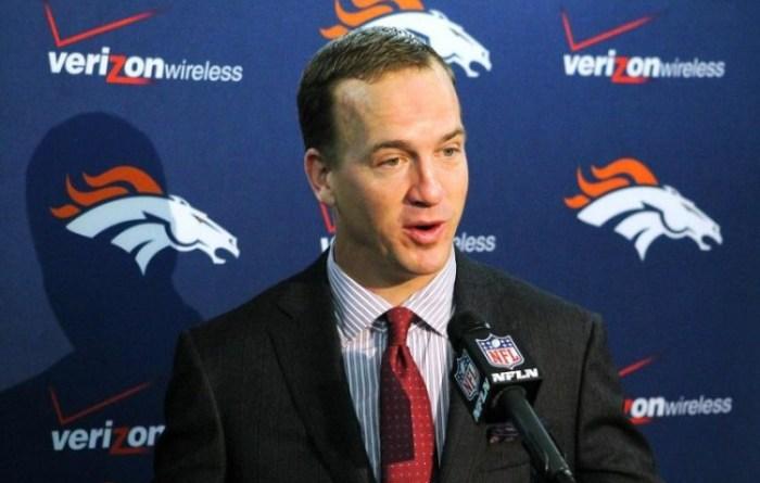 Denver Broncos quarterback Peyton Manning. Photo: News4usonline.com