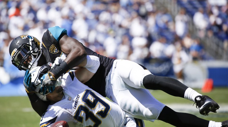 Woodhead's injury is NFL's harsh reality