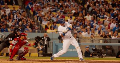 A. J. Ellis trade is all about business