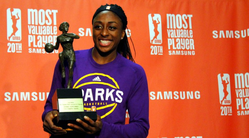 Sparks' win highlight Ogwumike's special night