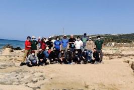 בגליל העליון: המחנכים יוצאים לשטח לחלק תעודות; מתגייסים למען הצלת החופים המזוהמים