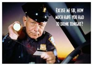 Drunk Cop