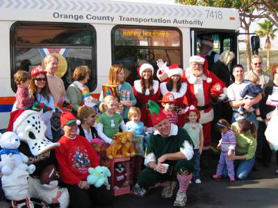 OCTA Stuff a Bus