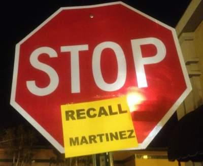 Recall Michele Martinez