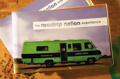 Roadtrip Nation Experience
