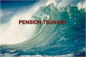 Pension Tsunami