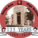 Santa Ana High School Logo