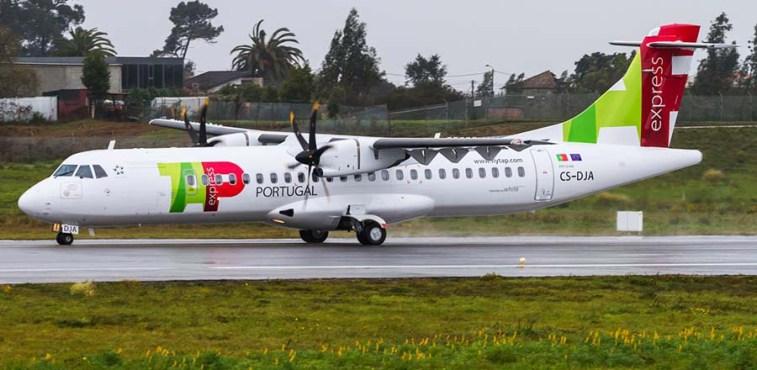 TAP Express ATR72600 CSDJA 900px