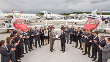 HondaJet Certif_EASA Geneve23mai2016 900px