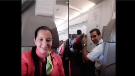 Andrea-Pinto-e-Fabio-Bastos-Tap-Air-Portugal