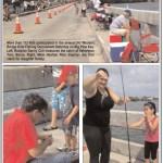 Annual Old Wooden Bridge Kids Fishing Tournament