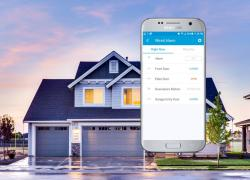Konnected.io is a home Internet-of-things product that turns wired home security systems into connected devices.