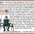The Legacy. (Click here to SEND this to a friend) (Click picture to enlarge) One day an older gentleman and […]