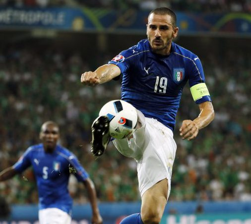 Nazionale, Bonucci: