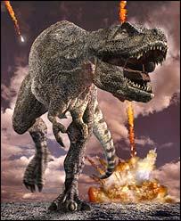Tyrannosaurus rex, BBC