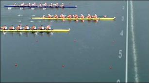 Canada wins gold in mens 8
