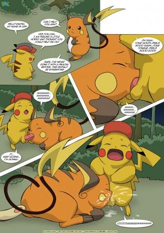 pokemon sex comics