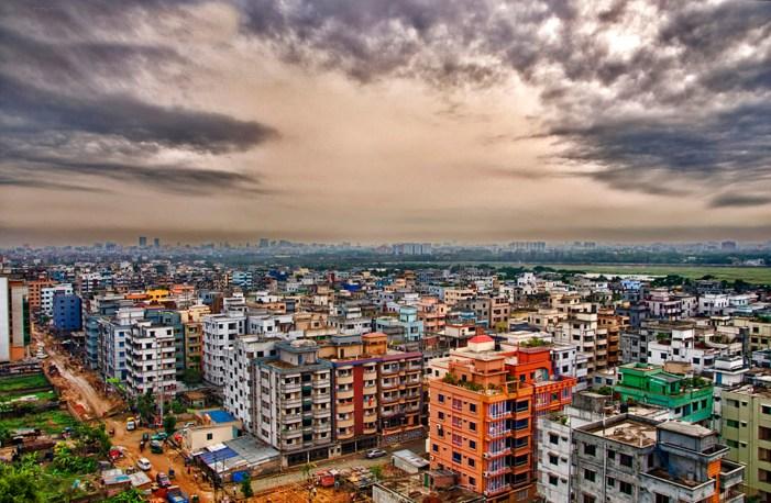 6.8 magnitude earthquake shakes many parts of Bangladesh