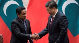 China promises not to interfere in Maldives' internal affairs