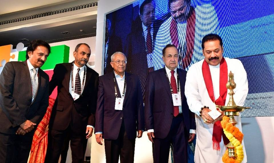 Rajapaksa urges revival of war-time Troika to manage India-Lanka relations