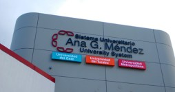 Ana G. Mndez University System&#039;s Capital Area Campus, located in Wheaton, MD. (Credit: Larry Luxner)