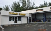 Meineke Car Care Centers has opened its first local store in Arecibo.