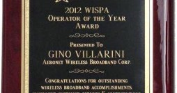 Aeronet was chosen among 600 WISPA members for providing innovative services.