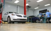 Ford and Lincoln inaugurated a new technical training center in the University of Puerto Ricos Carolina campus.