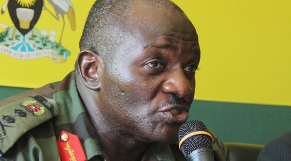 Uganda Army to close shops and bars in barracks