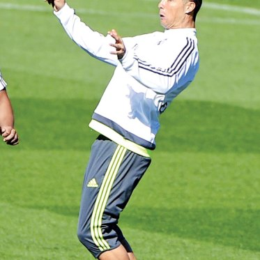 cristiano in practice image