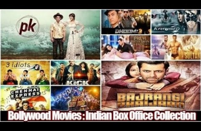 Box office collections list Bollywood