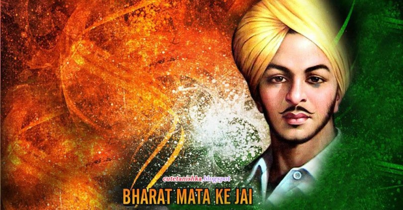 bhagat singh hd wallpaper
