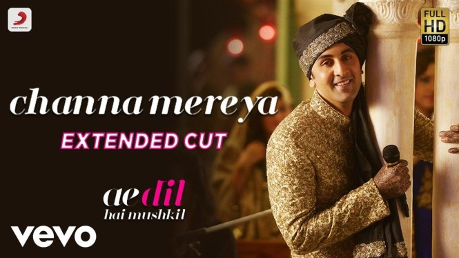 Channa Mereya video song