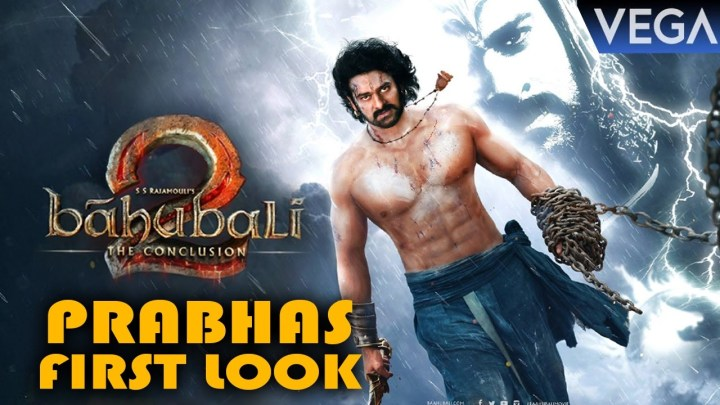 Bahubali2 First Look Posters Images Prabhas