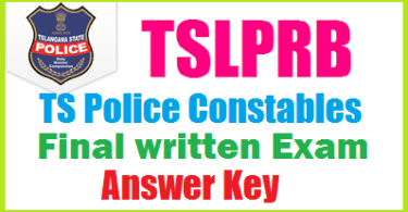 telangana-police-si-final-exam-answer-key