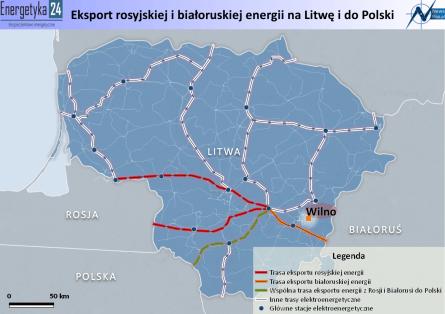 Eksport energii