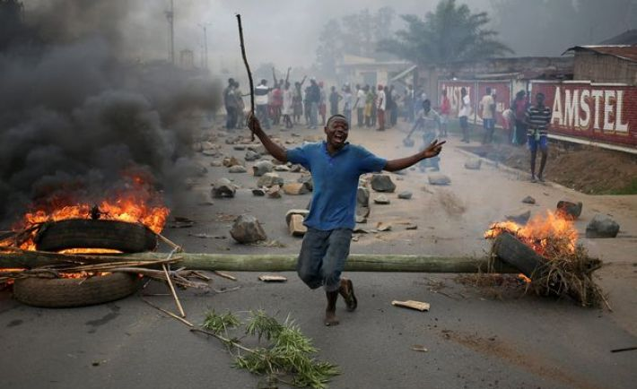 Burundi Peace Talks
