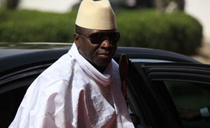 President Yahya Jammeh