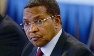 Tanzania's President Jakaya Kikwete