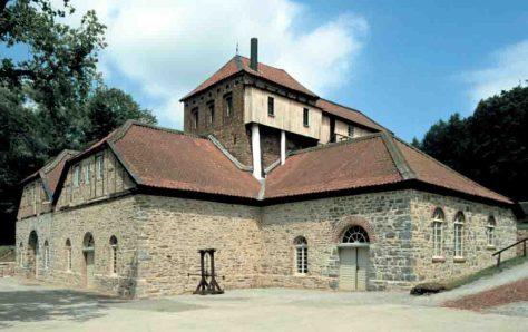 Die Luisenhütte in Balve. Foto: Sensen